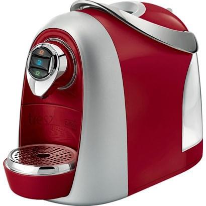 Máquina de Café Espresso Multibebibas Tres S04 Modo Vermelha 110V 20038905