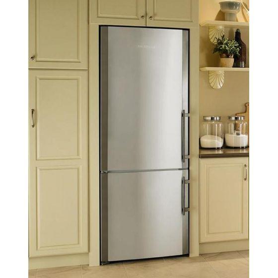 Geladeira/refrigerador 438 Litros 2 Portas Inox - Liebherr - 110v - Cs1660