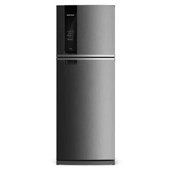 Geladeira/refrigerador 462 Litros 2 Portas Inox - Brastemp - 110v - Brm56akana