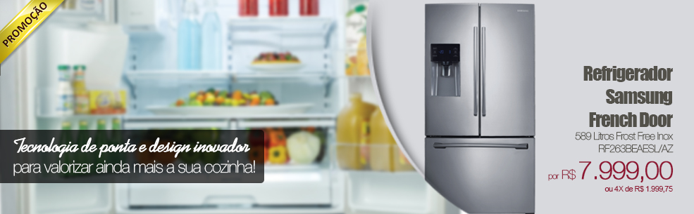 Banner Refrigerador Samsung French Door