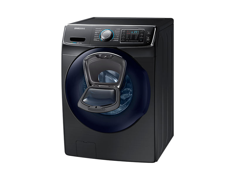 Lavadora de Roupas Samsung AddWash 15 Kg Inox 110V WF15K6500AV/AZ