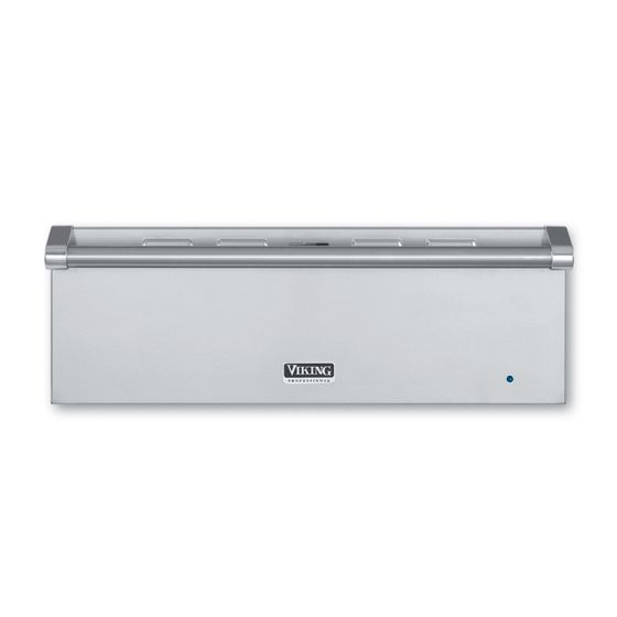 VEWD530SS_30_Built-In_Electric_Warming_Drawer