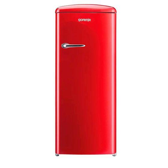 Geladeira/refrigerador 260 Litros 1 Portas Vermelho Retro Collection - Gorenje - 220v - Orb152rd