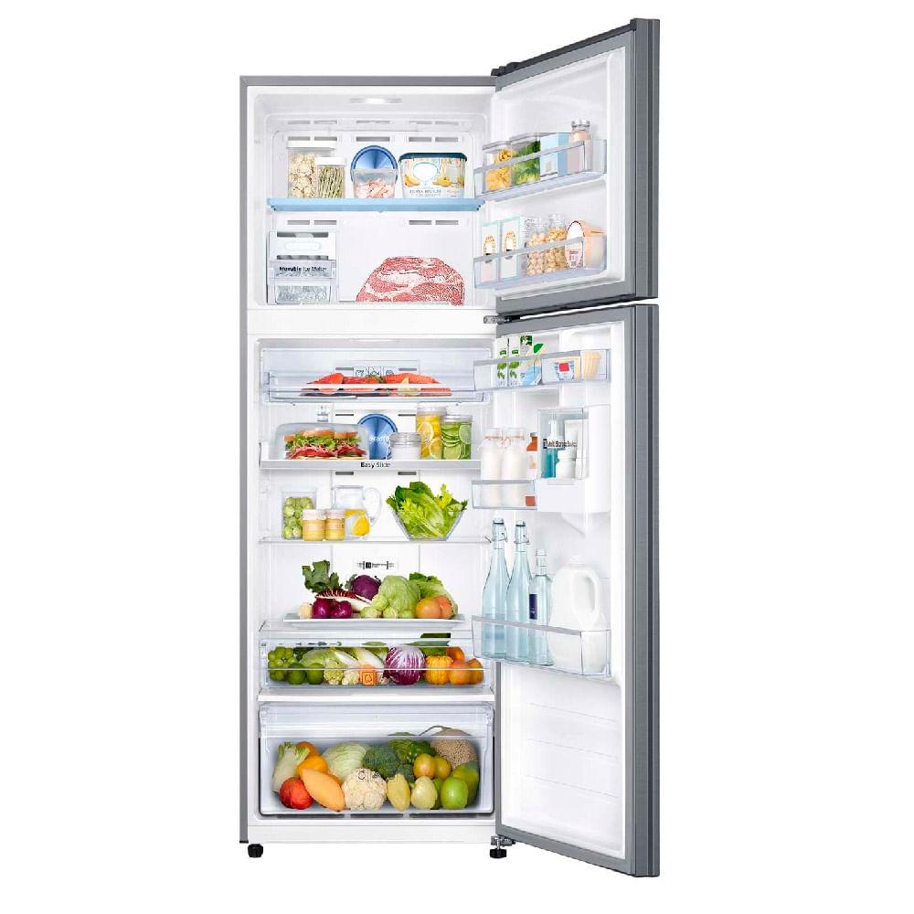Geladeira Samsung 2 Portas Frost Free 453 Litros Digital Inverter Inox 110V RT46K6261S8/AZ