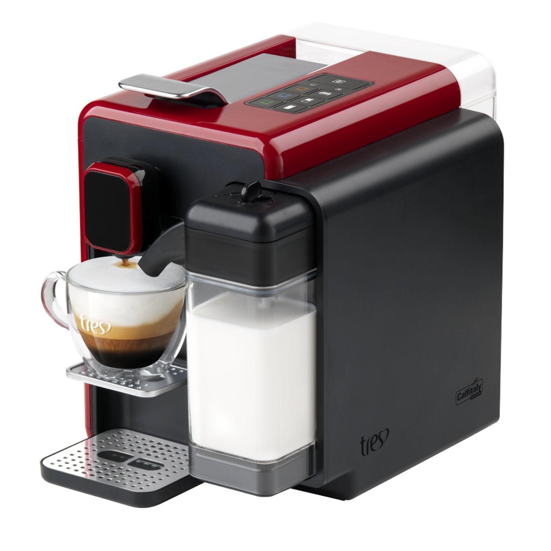 Máquina de Café Espresso Barista TRES Vermelha 110V 200338955