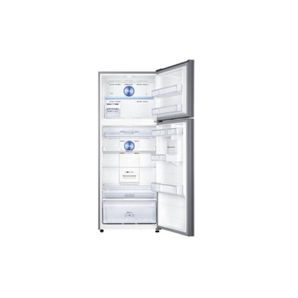 Geladeira Samsung 2 Portas Frost Free 453 Litros Digital Inverter Inox 220V RT46K6261S8/BZ