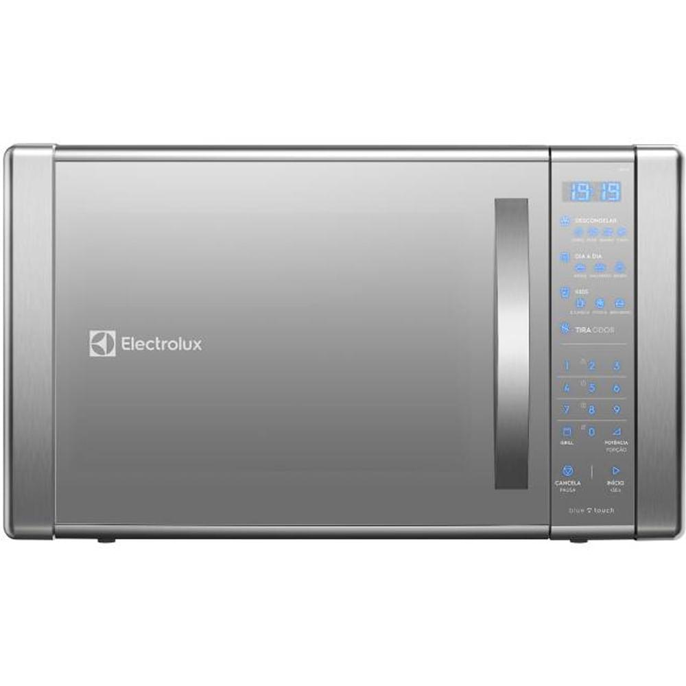 3fd5d2fa5 Micro-ondas Electrolux ME41X 31 Litros Inox 110V 10318PBC189 -  CookEletroraro