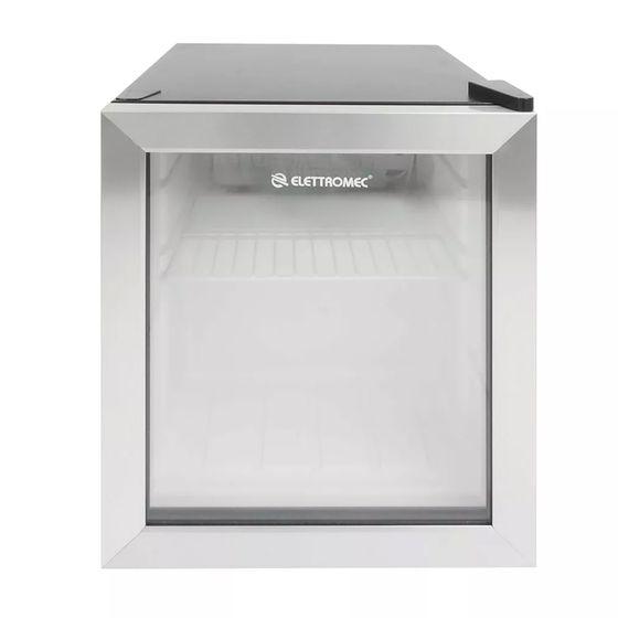Geladeira/refrigerador 46 Litros 1 Portas Preto - Elettromec - 220v - Fb-fs-46-xv-1caa