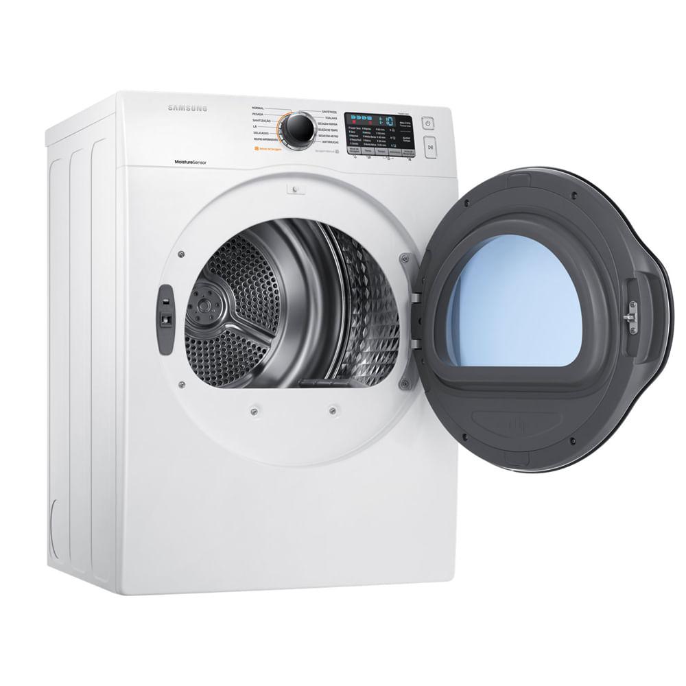 Secadora Elétrica Samsung DV6800K 12kg Branca 220V DV12K6800EW/AZ