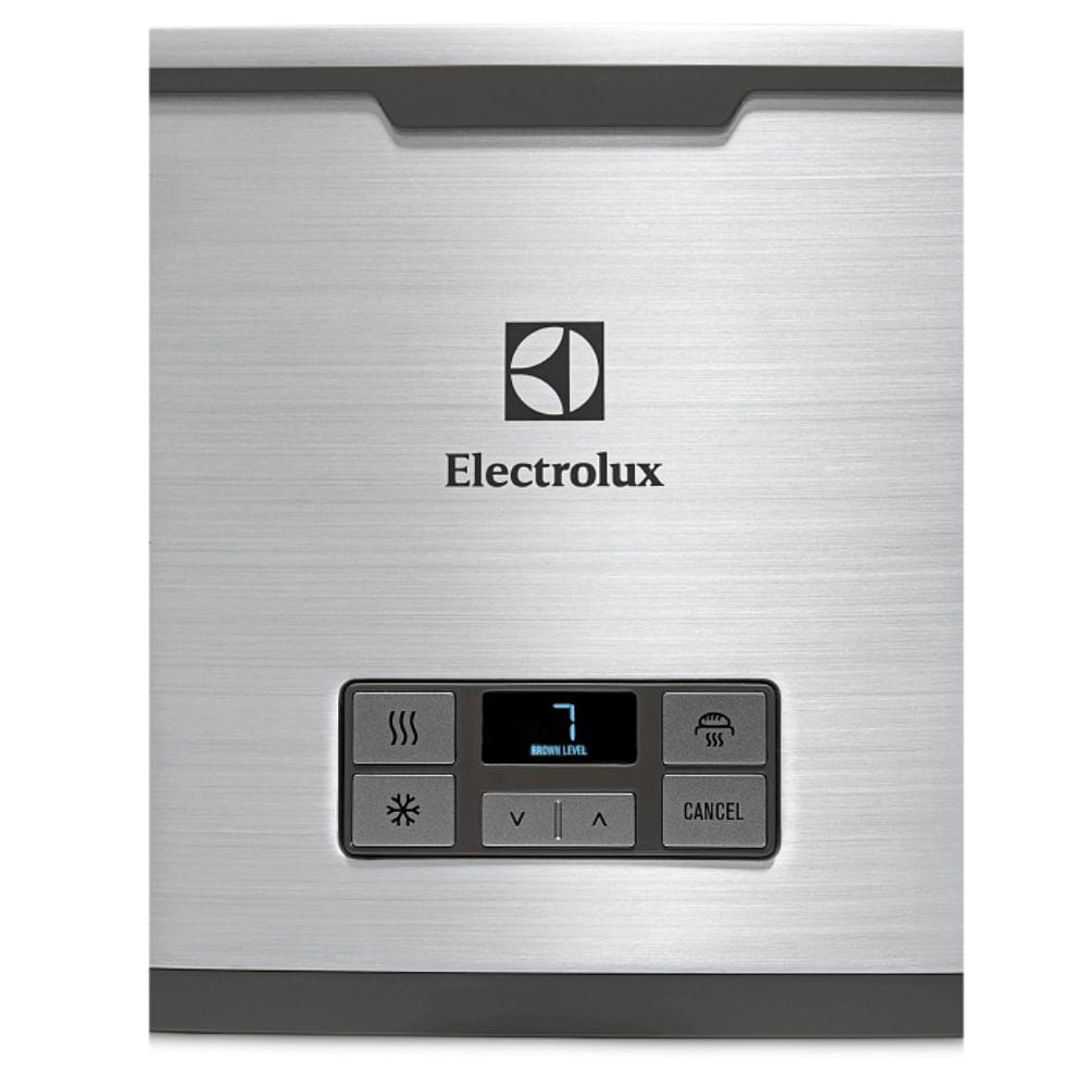 Torradeira Electrolux Expressionist TOP50 Inox 110V 4310AJBR413