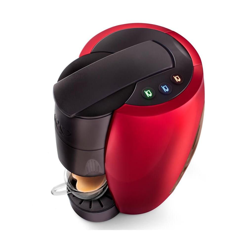 Máquina de Café Espresso TRES Lov Vermelha 110V 20038975