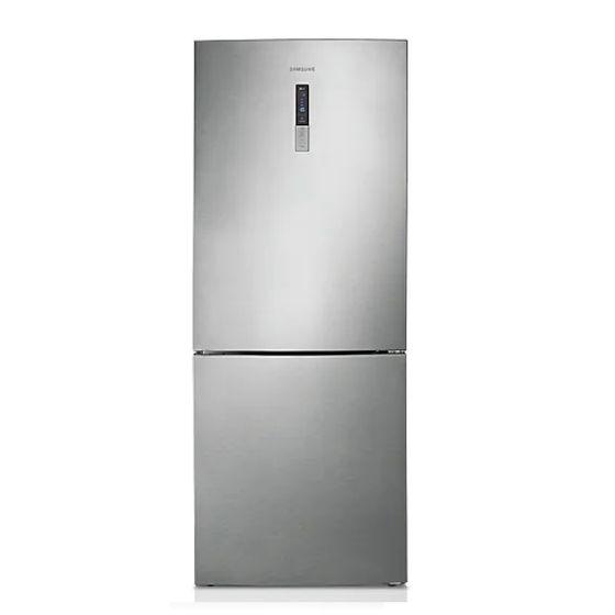 Geladeira/refrigerador 435 Litros 2 Portas Inox Barosa - Samsung - 220v - Rl4353rbasl/bz