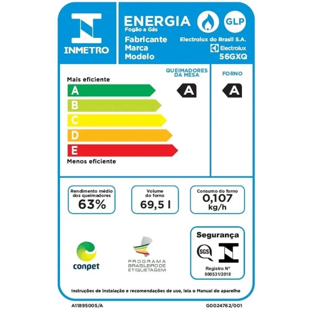 Fogao-Bivolt-Electrolux-GXQ-Piso