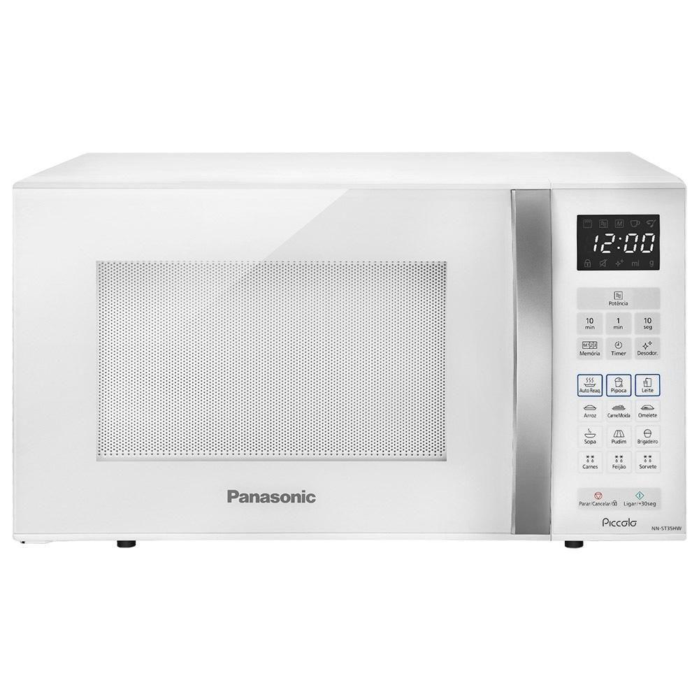 Micro-ondas Panasonic Piccolo 25L Branco 110V NN-ST35HWRUN
