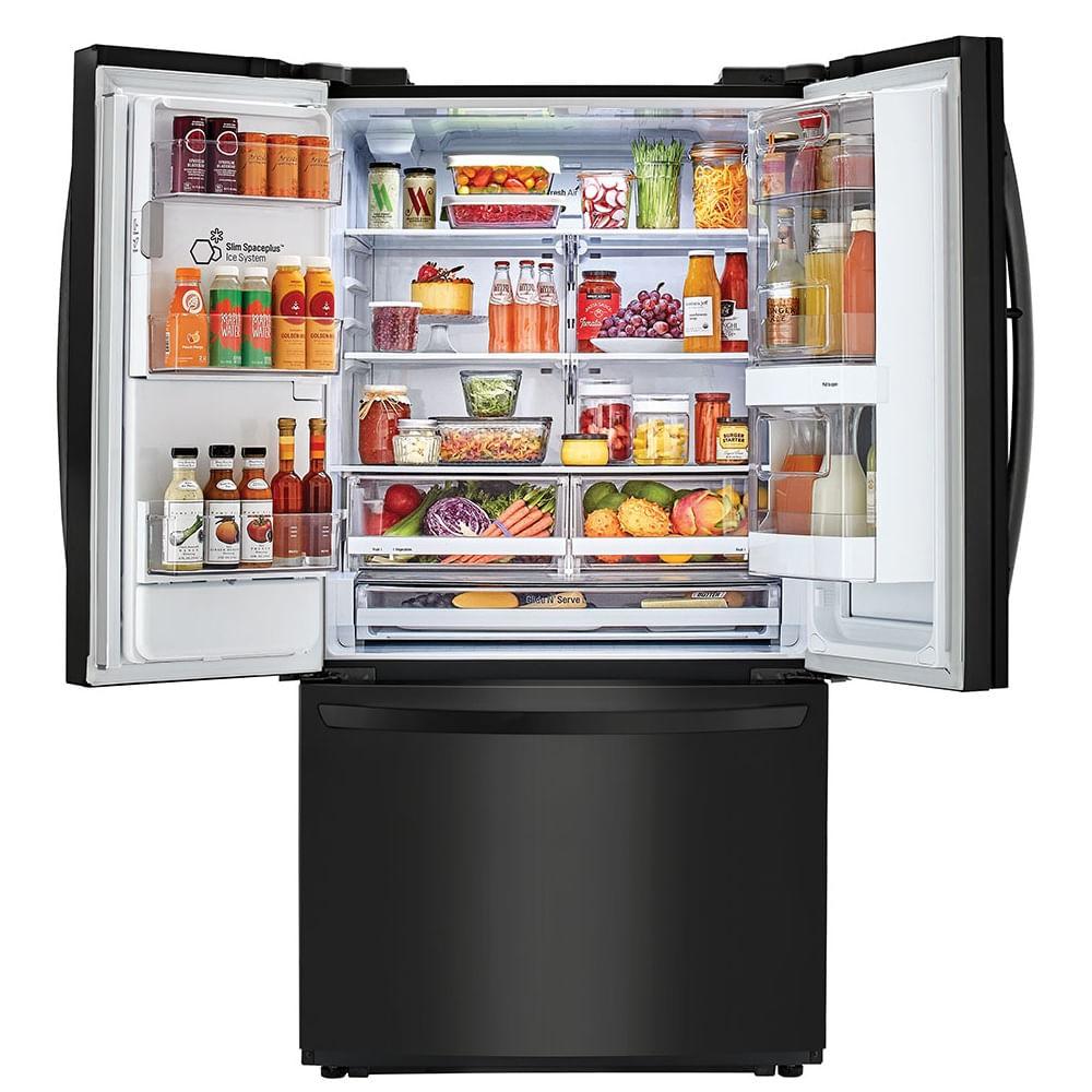 geladeira-french-door-black-110-volts