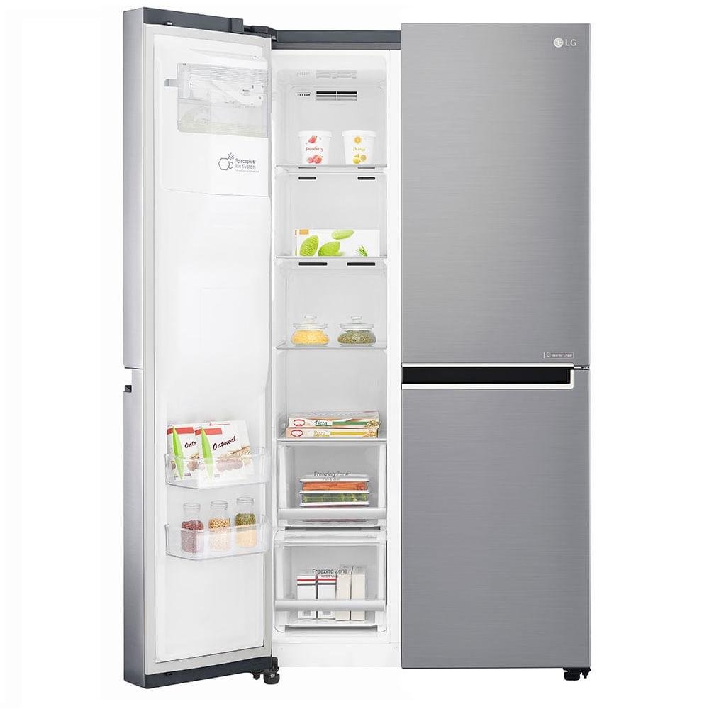 geladeira-lg-side-by-side-aco-escovado