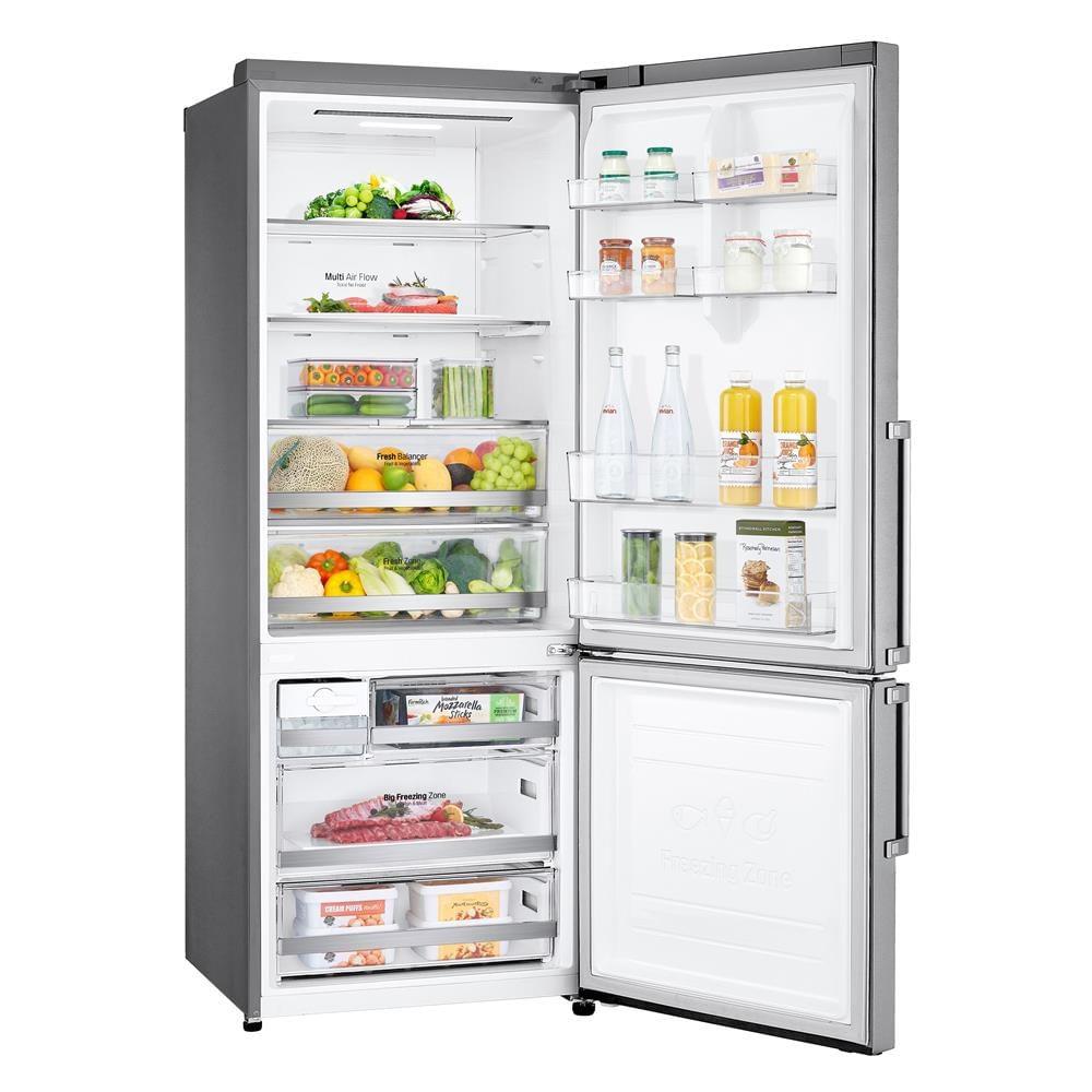 geladeira-lg-bottom-freezer-110-volts