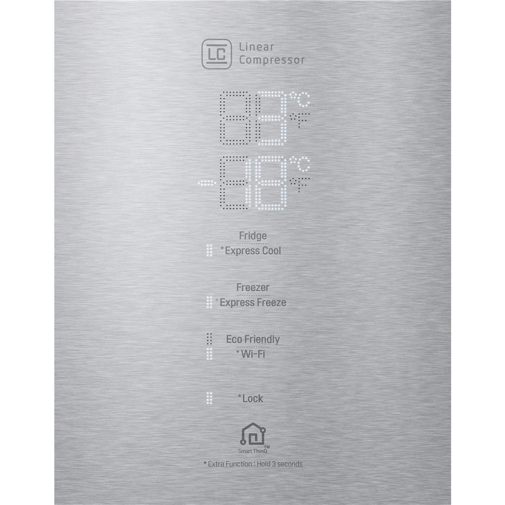 geladeira-lg-bottom-freezer-inox-universe-110v