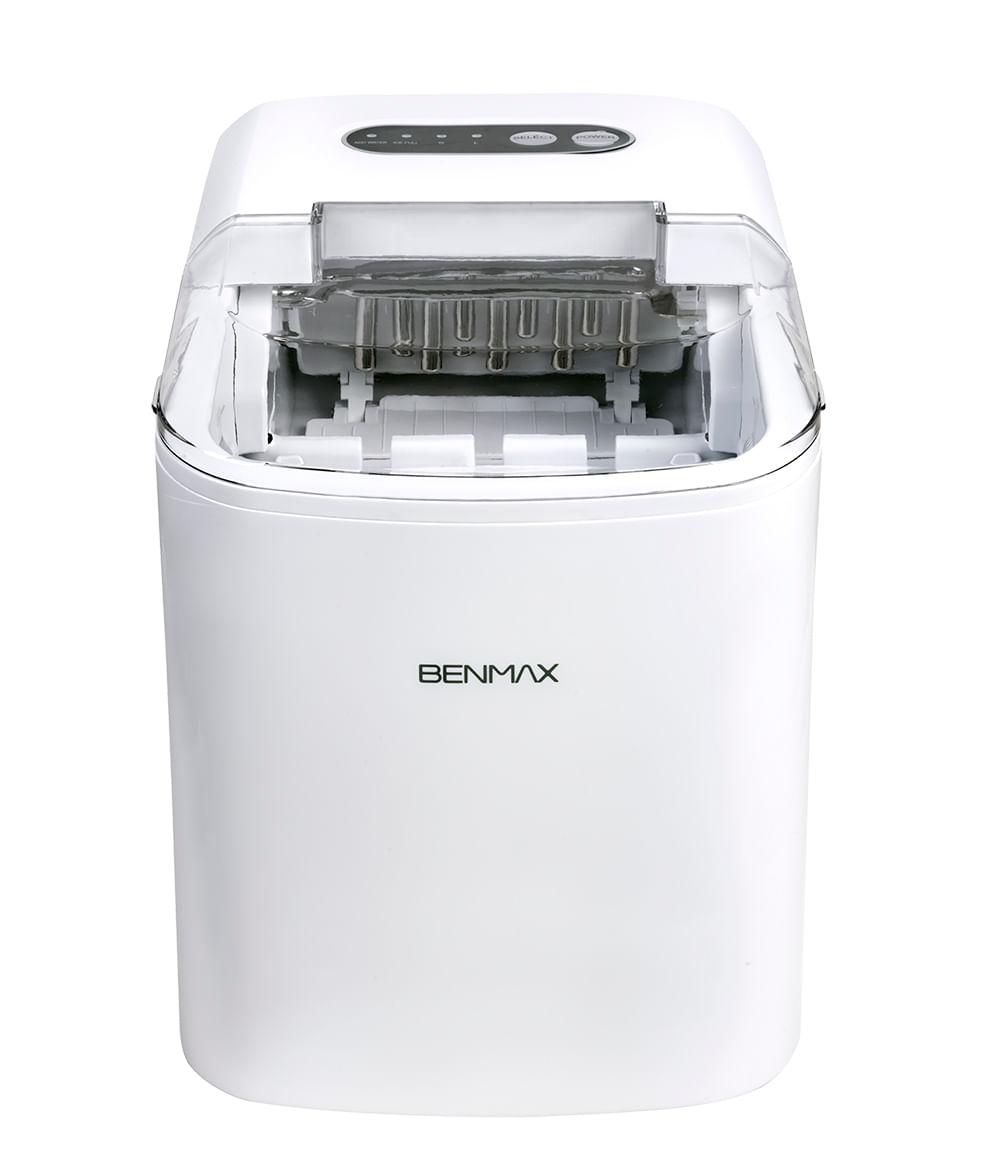 Máquina de Gelo Benmax Super Ice 15Kg  Branca 110V BMGX15-01
