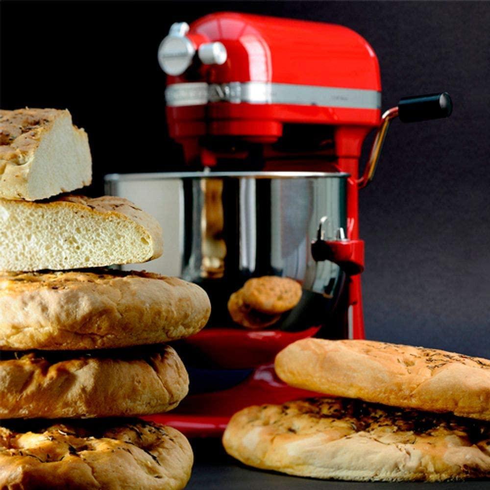 Batedeira KitchenAid Stand Mixer Pro 600 5,7L Passion Red 110V KEC50CVANA