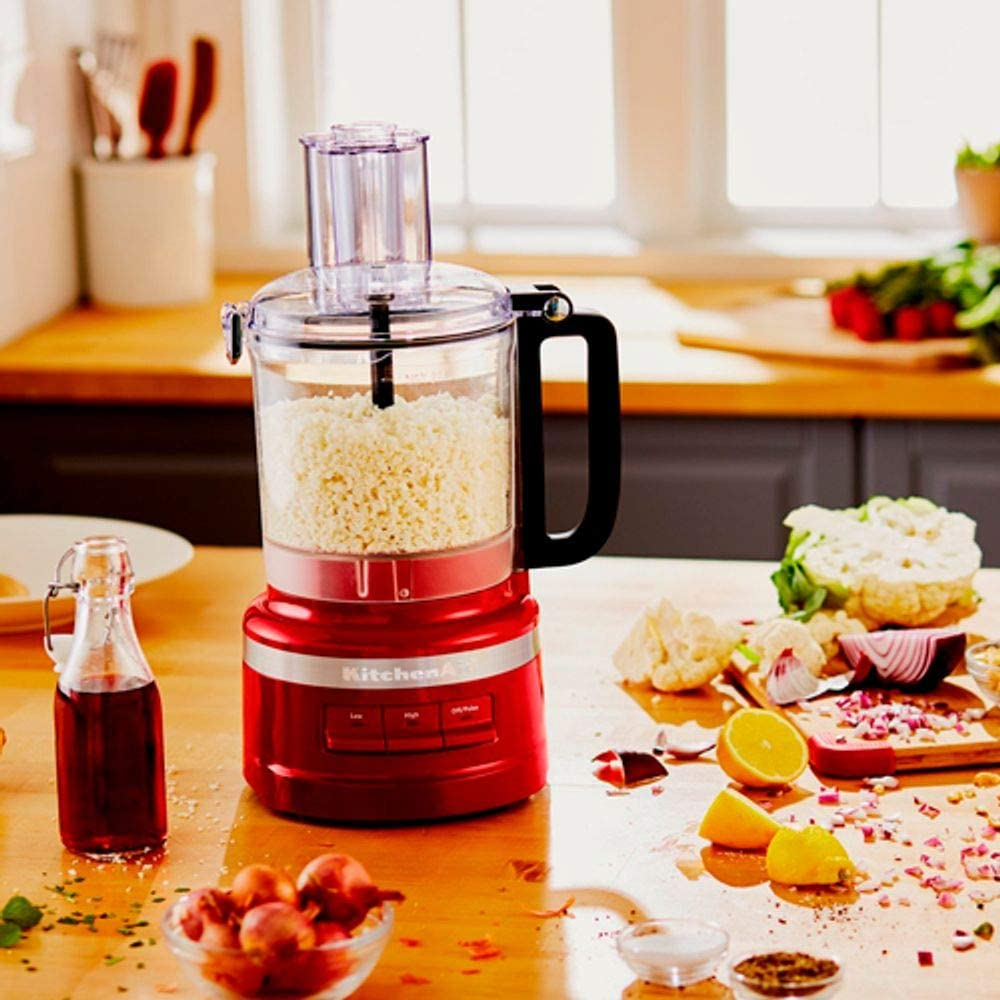Processador de Alimentos KitchenAid 2.1L Empire Red 110V KJA09BVANA