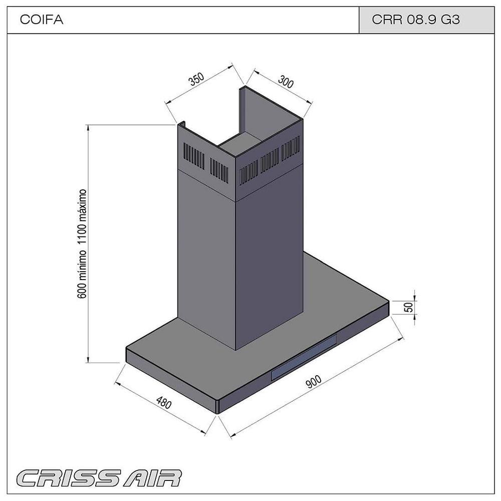 Coifa-Parede-CRR-08.9-G3-BLACK-1