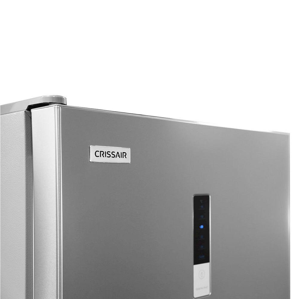 Freezer-Crissair-Twin-Set-260-Litros-Inox-220V---FRZ-06.2-2