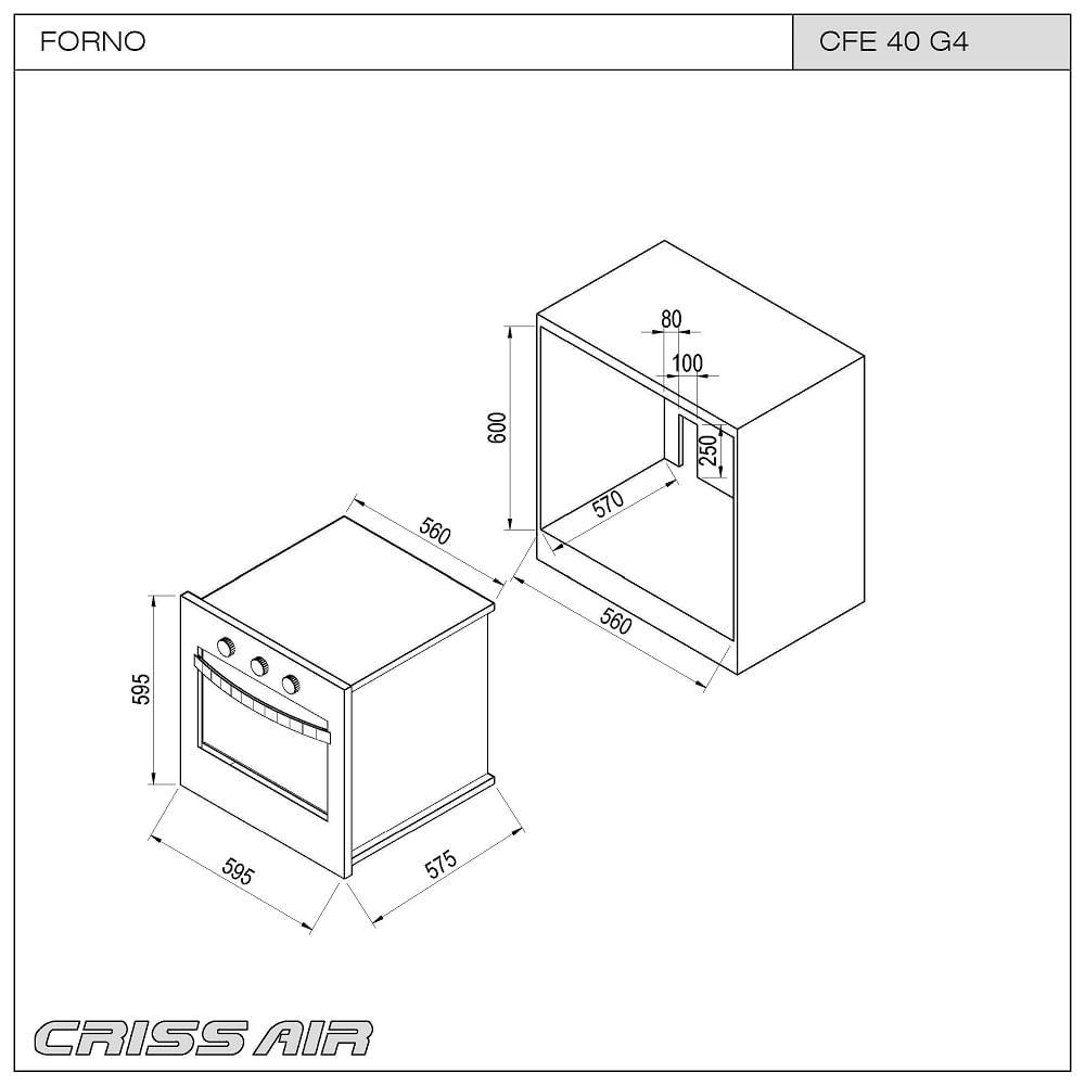 Forno-a-gas-CFE-40-G4-2