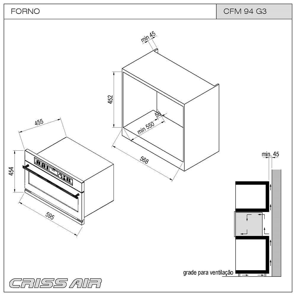 MICROONDAS-CFM-94-G3-3