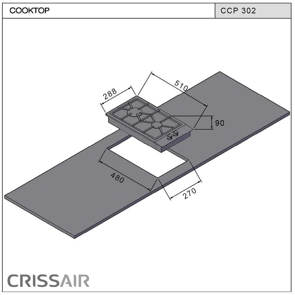 Cooktop-Inox-a-Gas-CCP-302-5
