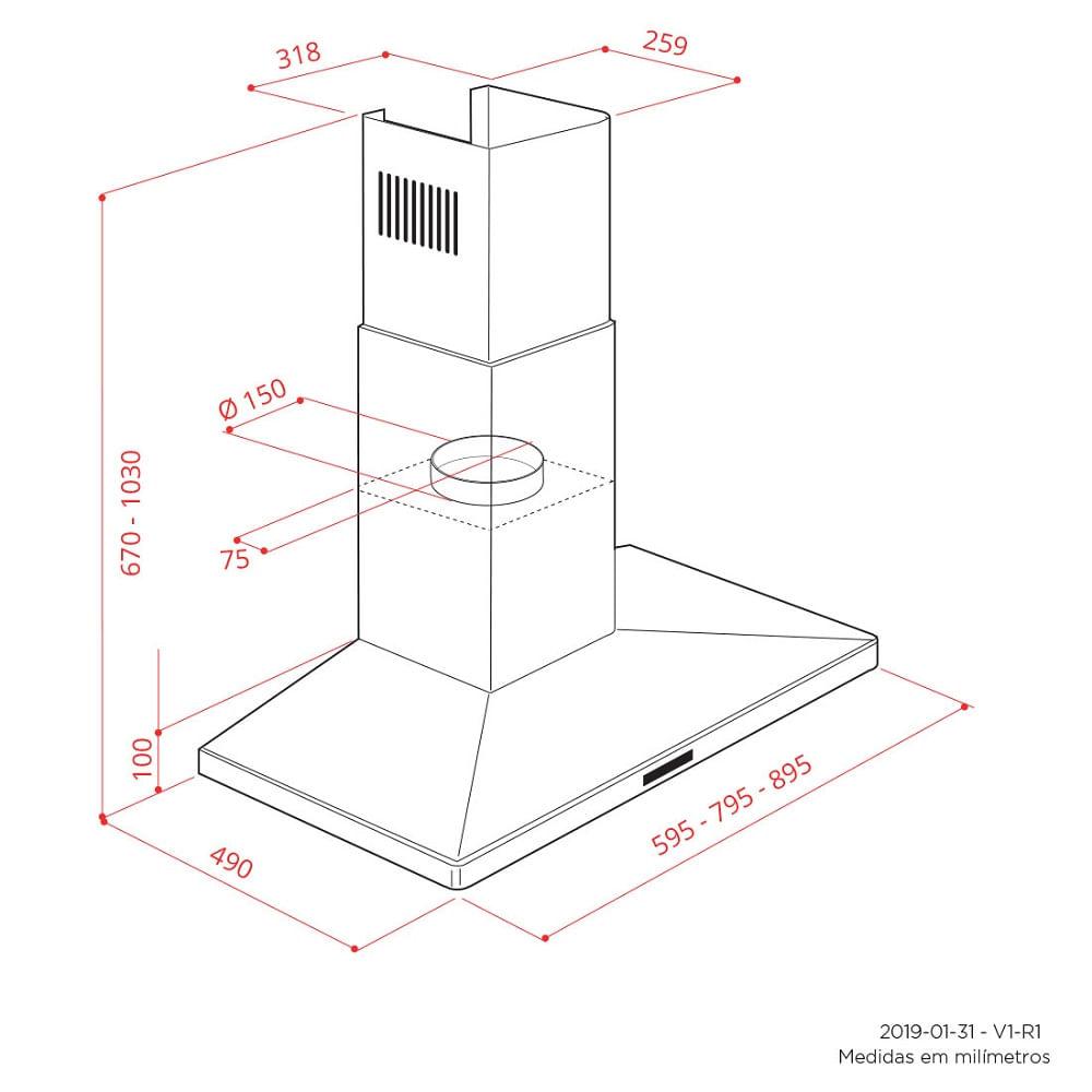 Coifa-Elettromec-Roma-Parede-Inox-60cm-2