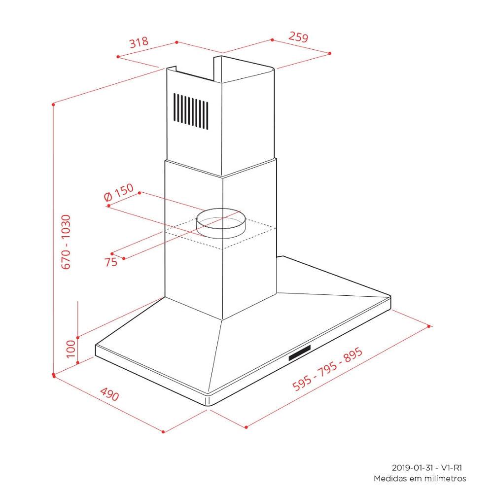 Coifa-Elettromec-Roma-Parede-Inox-80cm-2