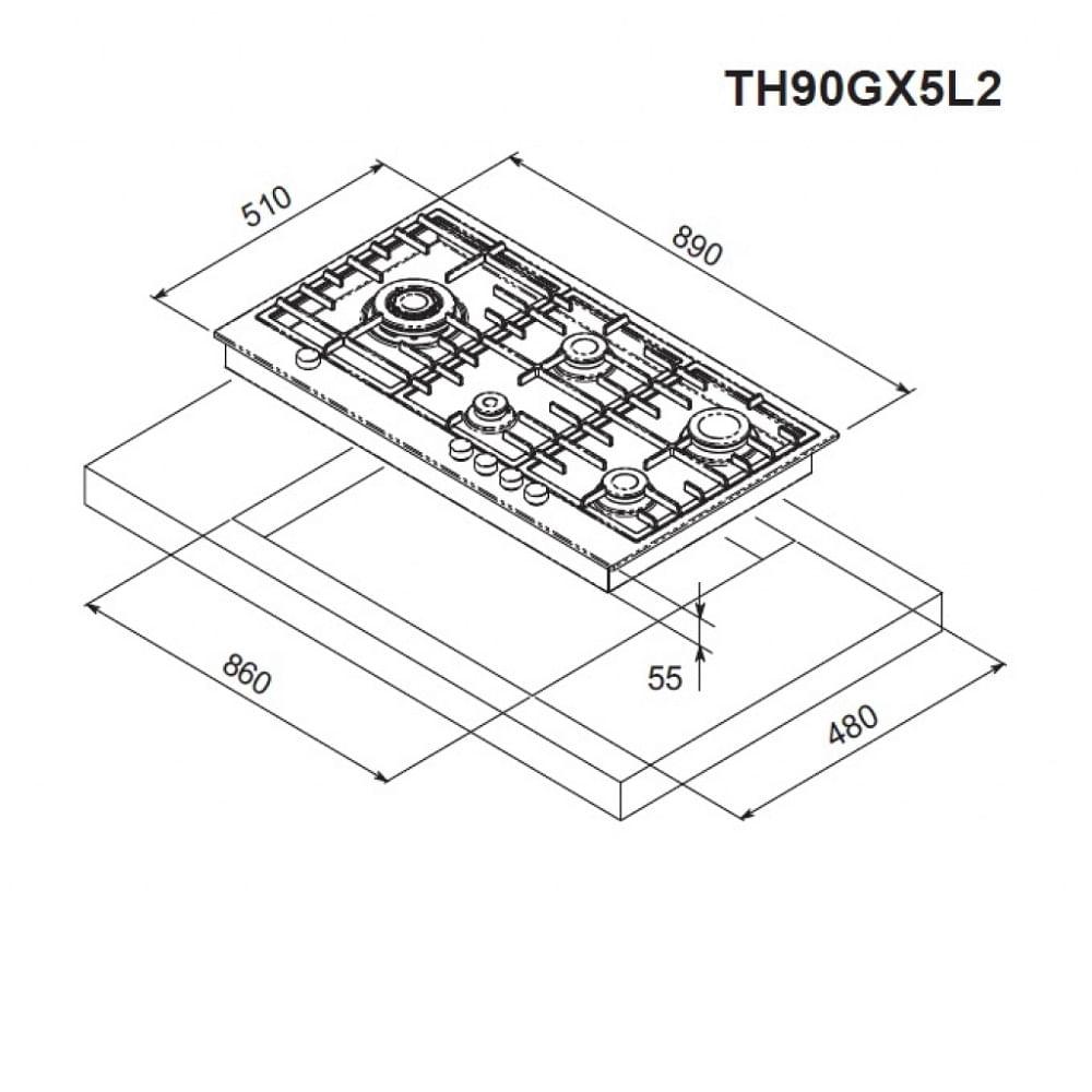 TH90GX5L2-8