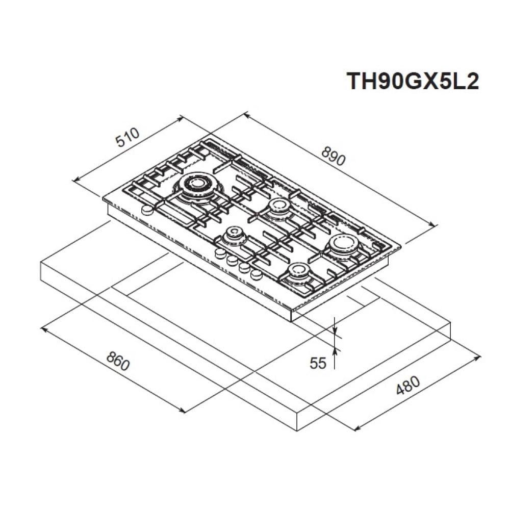 TH90GX5V-5