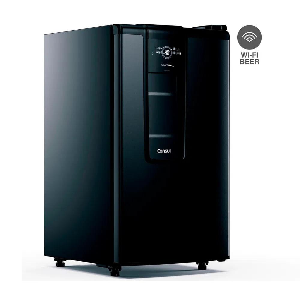 Cervejeira Consul Smartbeer 82 Litros Carbono 110V CZE12AEANA