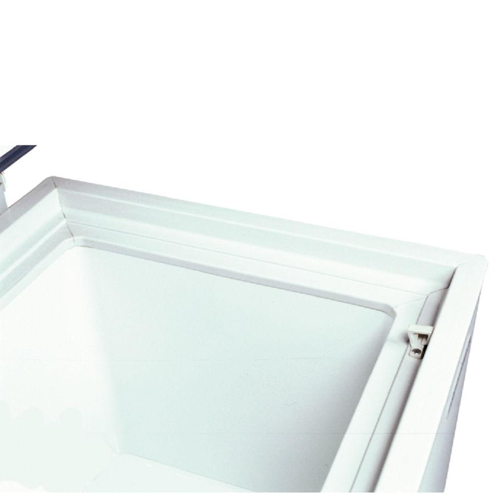 Freezer Metalfrio Horizontal 419 Litros Branco 110V DA420B2352