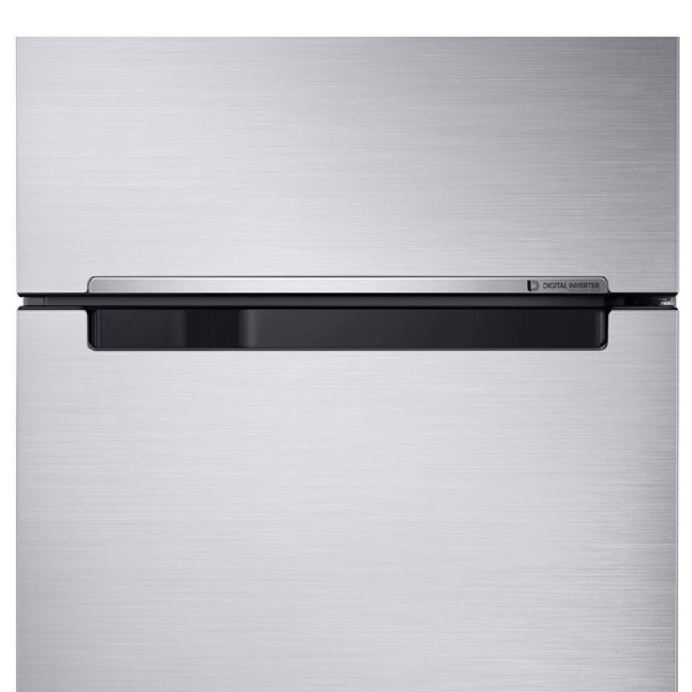 Geladeira Samsung Inverter RT6000K 460 Litros Inox Look Bivolt RT46K6A4KS9/FZ