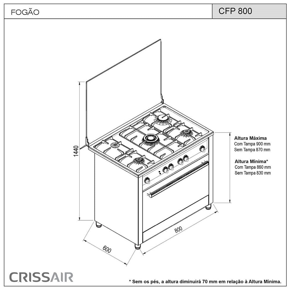 fogao-criss-air-inox