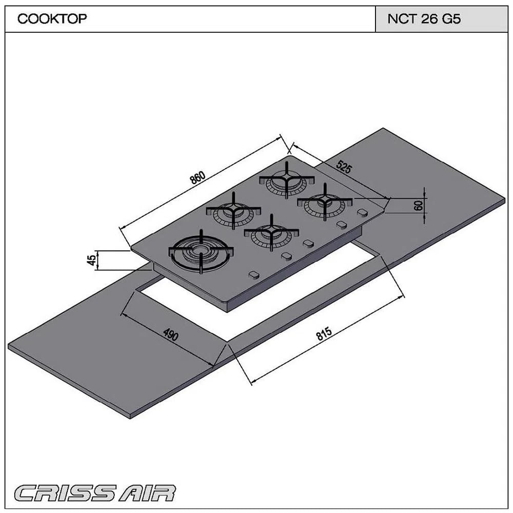 cooktop-a-gas-preto-crissair