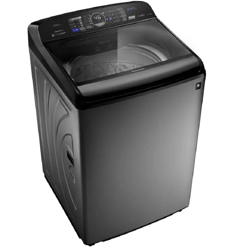 lavadora-panasonic-grafite