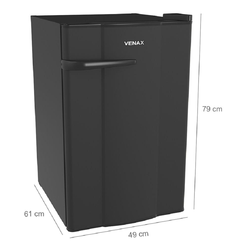 mini-geladeira-preto-fosco-venax