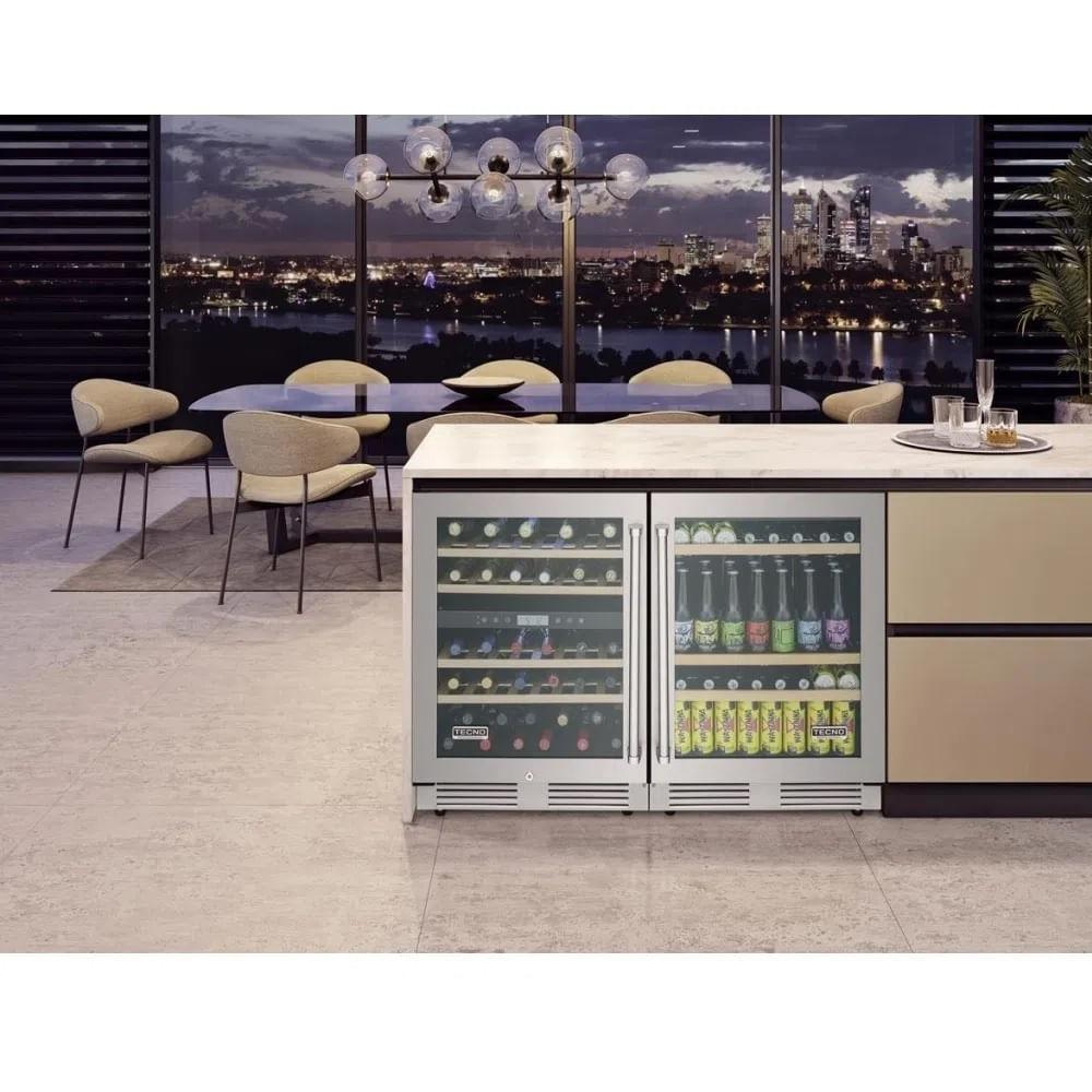 frigobar-tecno-inox-136L