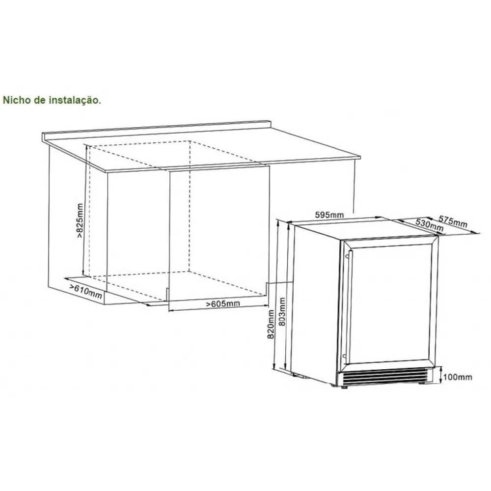 frigobar-tecno-136-litros-inox-professional