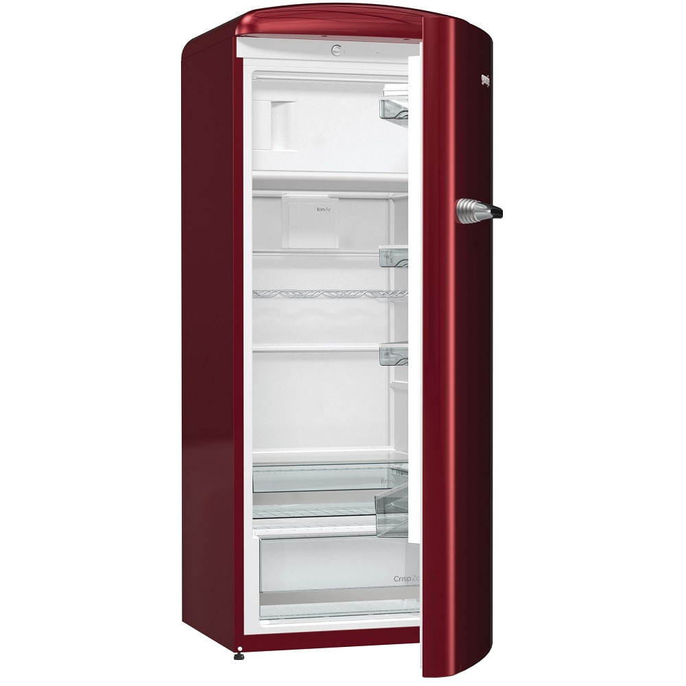 geladeira-gorenje-vermelho-260l