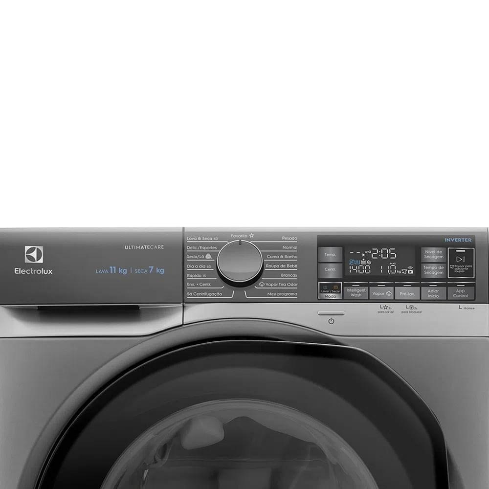 lavadora-e-secadora-electrolux-prata-11-kilos